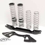 Rt Pro 2 Lift Kit And Heavy Duty Rate For 2014 Rzr 800 Xc 50 W/ Front Sway Bars