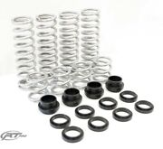 Rt Pro Hd Rate Replacement Springs For 2011-2014 Rzr Xp 900 W/ Fox Podium