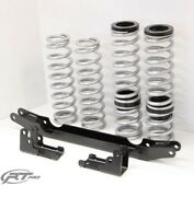 Rt Pro Black 2 Lift Kit And Heavy Duty Rate Spring Bundle For 11-13 Rzr 570 50
