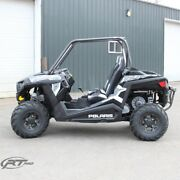 Rt Pro Rtp5401615 Black Roll Cage With Roof For Polaris 900 And 1000s Rc1
