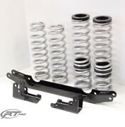 Rt Pro Black 2 Lift Kit And Heavy Duty Rate Spring Bundle For 14-16 Rzr 570 50