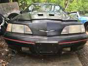 1987 88 Thunderbird 2.3 Turbo Couple Engine Front End For Parts