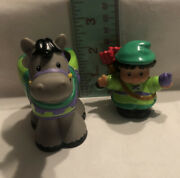 Little People - Robin Hood And Horse