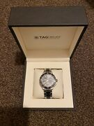 Tag Heuer Formula 1 Menand039s Stainless Steel Bracelet Watch