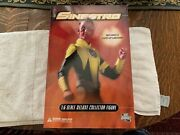 2009 Dc Direct - Sinestro 13 Deluxe Collector Figure - New