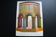 1888 Milwaukee Wis Industrial Exposition J And P Coats Spool Exhibit Trade Card