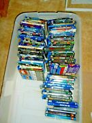 Movies 3d Blu-ray Combo Lot Some W/ Dvds No Digital Please Read You Choose
