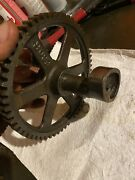 John Deere Hit And Miss Engine Cam Gear And Shaft