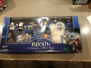 Rudolph And The Island Of Misfit Toys Figure Collection 2001