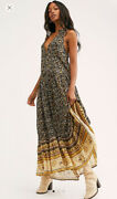 Nwt Spell And Gypsy Collective Dahlia Delirium Maxi Dress S 268