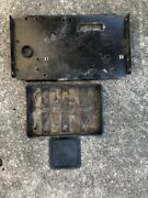 Craftsman Gt5000 Lawn Tractor Battery And Support Trays With Access Panel