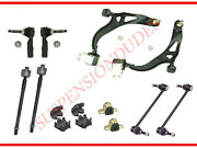 12pc Front Lower Control Arm Suspension Kit Fits 2011-2017 Ford Explorer