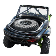 Tusk Bed Mounted Spare Tire Carrier For 2020 Artic Cat Wildcat Xx Utv Sxs