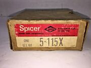 Genuine Nos Dana Spicer 5-115x Universal U Joint Parts Replacement Many Trucks
