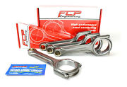 Fcp Forged Steel X-beam Con Rods 159mm For Audi / Vw 1.8-2.0 8v 2.0 16v Aad Abf