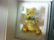 Wdcc Winnie The Pooh Andndash Time For Something Sweet Andndash 1996 Members Only Andndash Mib