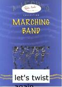 Let's Twist Again Oliver Mann Marching Band Learn To Play Music Score And Parts