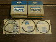 Nos Oem Ford 1964 1967 Piston Rings 330hd Truck 1965 1966 V8