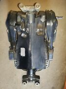Mercury Outboard Transom Bracket With Hydraulic Pump Assy Complete