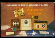 2019 Super Break Pieces Of The Past Historical Edition Factory Sealed Box