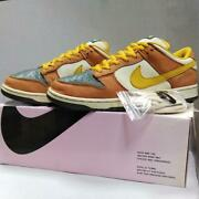 Nike Limited Dunk Low Pro Sb Sneakers Made 2005 China Men's Shoes Size Us10 Rare