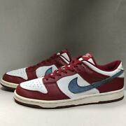 Nike Early Dunk Low Pro Sneakers Made 2003 Vietnam Men's Shoes Size Us9.5 Rare