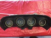 69 Mustang Gages