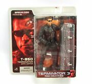 Terminator 3 T-850 With Coffin And Sunglasses Action Figure Mcfarlane 2003