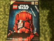 Sdcc 2019 Exclusive Lego Star Wars Sith Trooper Bust 77901 0308 Of 3000