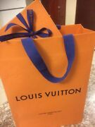 This Louis Vuitton Gift Note Is Valued At 3050.00 Usd
