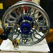 New Galvan Grip Sealed Drag Salmon And Saltwater Fly Reels And Spools 6 Sizes