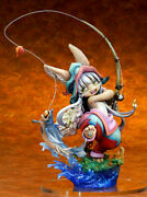 Made In Abyss Nanachi -gankimasu Fishing- Completed Figure Pre-order Japan