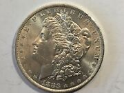 1883o Pl Morgan Silver Dollar Date Unc From Album Collection Ms Condition M11
