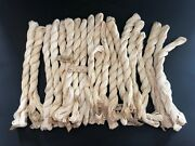 Antique Embroidery Floss Lot Vintage Embroidery Thread Ivory Made In Germany