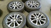 2017+ Oem Maserati Levante 19 Wheels And Tires New Take Offs Ex Cond