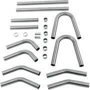 Paughco Build Your Own Pipe 1 3/4in Exhaust Pipe Kit 731byop