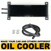 Universal Oil Cooler Radiator A/t Gearbox Engine Transmission Power Steering