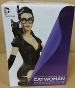 Dc Collectibles-dc Comics Bombshells-catwoman Figurine-le 259/5200-new/rare/oop