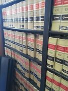 Lots Of 50 Law Books West Federal Supplement 1981-1991