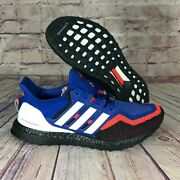Adidas Ultraboost 2.0 Asterisk Collegiate Royal/cloud White/solar Red Ef2901