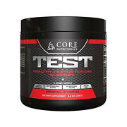 Core Nutritionals Test Powder Discontinued Both Flavors - Free Shipping