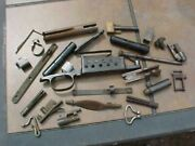 Original Vintage Military Parts Odd And Ends From Gunsmith Estate 2
