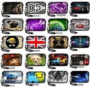 Neoprene Soft Compact Camera Case Pouch Bag For Canon Ixus Powershot