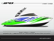 Ipd Boat Graphic Kit For Yamaha 242 Limited Sx240 Ar240 Ob Design