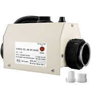 Electric Water Heater Thermostat 3kw Swimming Pool And Bath Spa Hot Tub 50/60hz