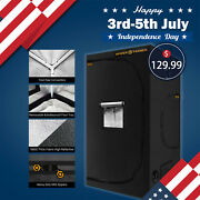 Spider Farmer 3'x3'x6' Indoor Grow Tent Box For Hydroponic Plants Home Cabinet