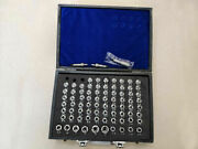 80pcs Spring Collet For 8mm Watchmaker Lathe New
