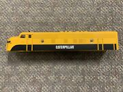 + Mth O Gauge Railking Caterpillar 209a F-3 A Unit Diesel Shell For Parts
