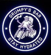 Custom Beer. Led Sign Personalized, Home Bar Pub Sign, Lighted Sign, Beach