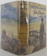 John Steinbeck / The Grapes Of Wrath First Edition 1939 2005106